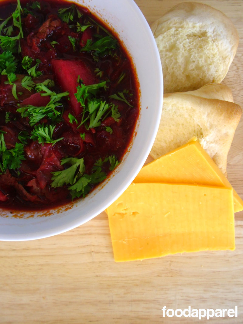 Winter dressings for soups and borscht: recipes 56