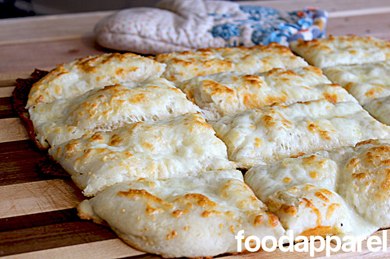 Garlic Cheese Bread at FoodApparel.com
