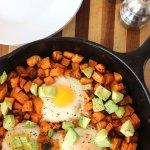Sweet Potato Breakfast Skillet at FoodApparel.com