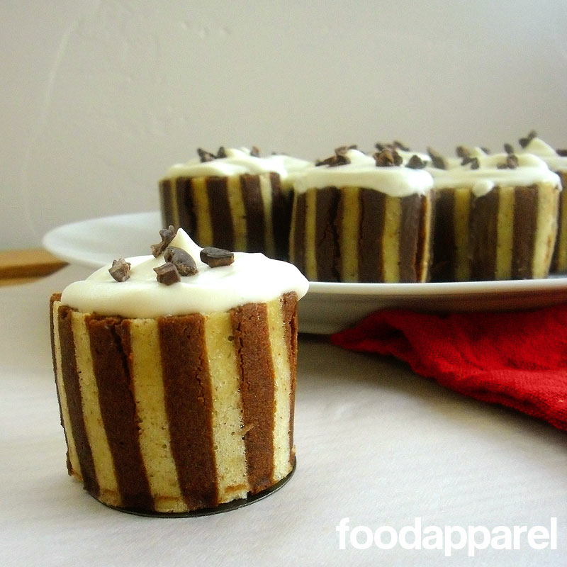 Joconde Imprime Entremet (Decorative Almond Sponge Cake) at FoodApparel.com
