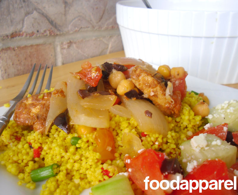 Moroccan Chicken Stew at FoodApparel.com
