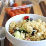 Greek Quinoa Salad at FoodApparel.com