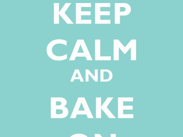 Year One: Keep Calm and Bake On (Giveaway!)
