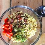 Summer Garden Style Quinoa at FoodApparel.com