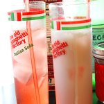 Strawberry Italian Cream Soda at FoodApparel.com
