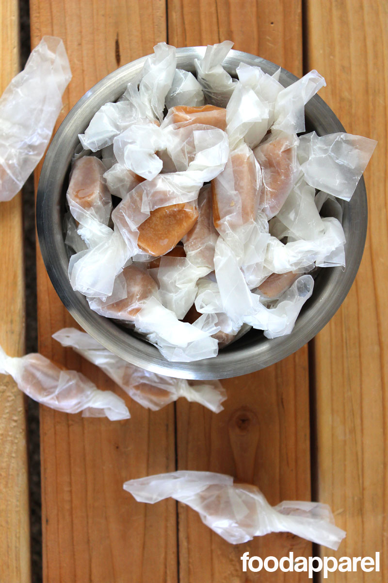 Soft Caramels - perfectly chewy and caramely!
