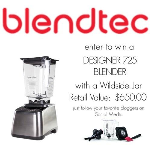 2014 Blendtec Holiday Giveaway - enter @foodapparel