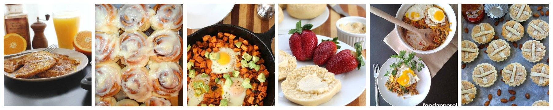 Breakfast Ideas @foodapparel