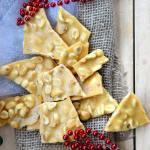 Old Fashioned Peanut Brittle Recipe @foodapparel