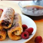 Stuffed French Toast Sticks @foodapparel