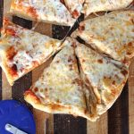 Whole Wheat Pizza Crust Recipe @foodapparel