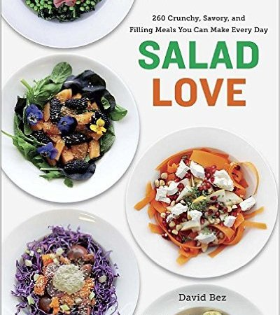 Salad Love by David Bez : {Fashion Friday} Runway Review
