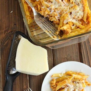 Make-Ahead Sausage and Pumpkin Penne Recipe