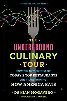 underground culinary tour
