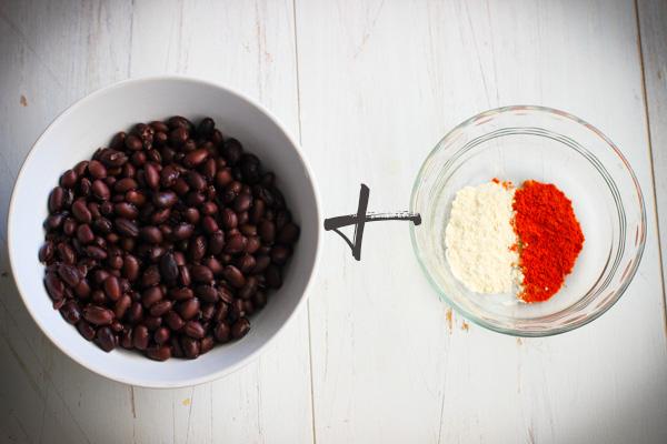 Black Beans Plus Spices