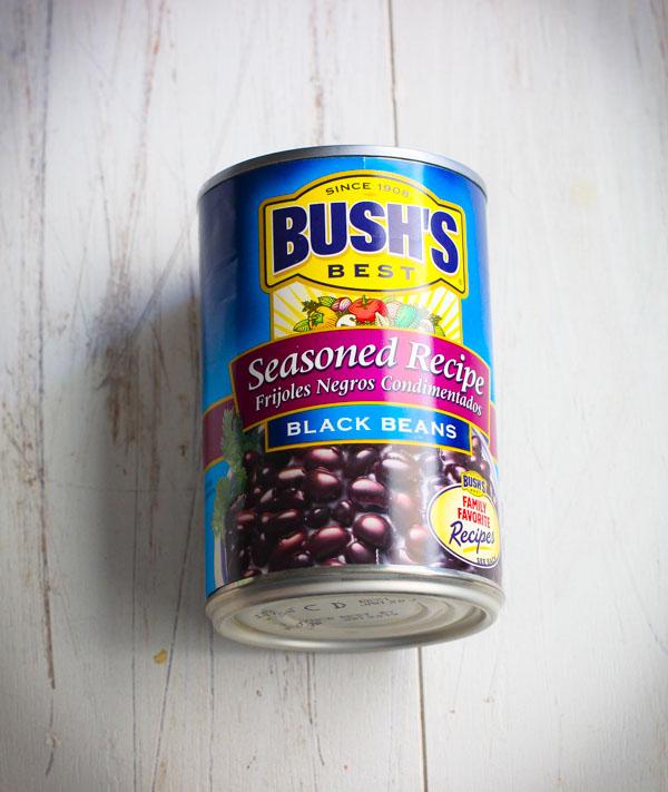 Bush's Black Beans Seasoned