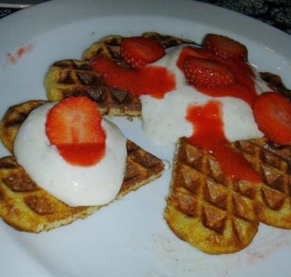 Morgenmads vafler
