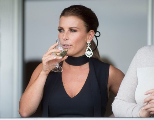 Coleen Rooney, Rebekah Vardy and the SBI (Scouse Bureau of Investigation).