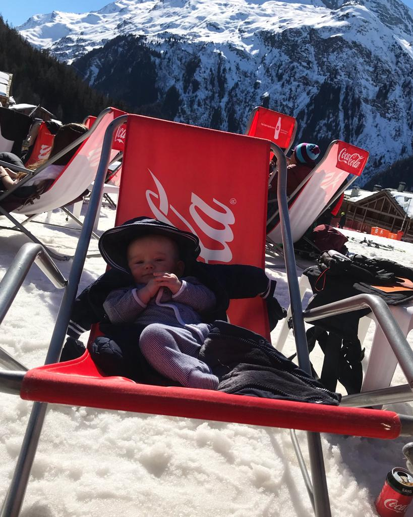 Skiing With A Baby – 9 Tips You Need to Read.