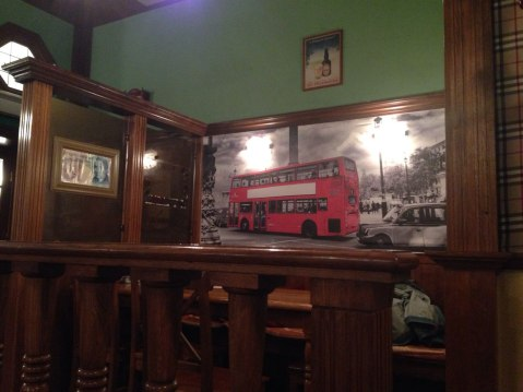 Foodballvlg Come in Bar Interior
