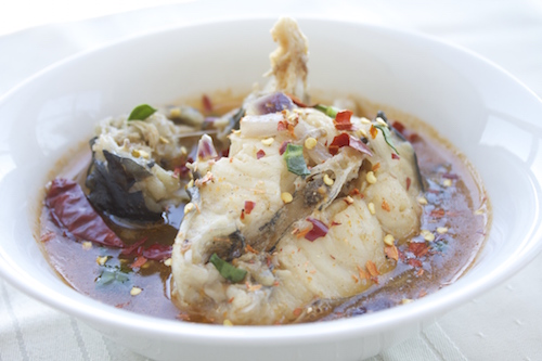 Catfish peppersoup with healthy benefits