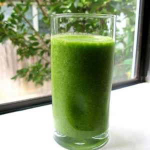Fruity veg smoothie