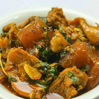 NIGERIAN OHA SOUP: IN 7 EASY STEPS