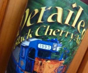 Beer Profile: Derailed Black Cherry Ale