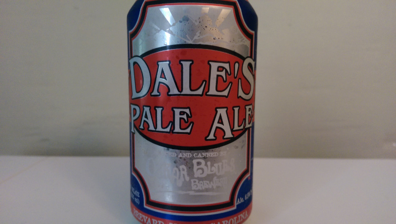 Dale makes an Ale and its Pale