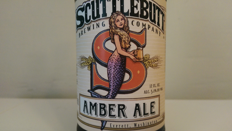 So what's the scuttlebutt on this amber ale?