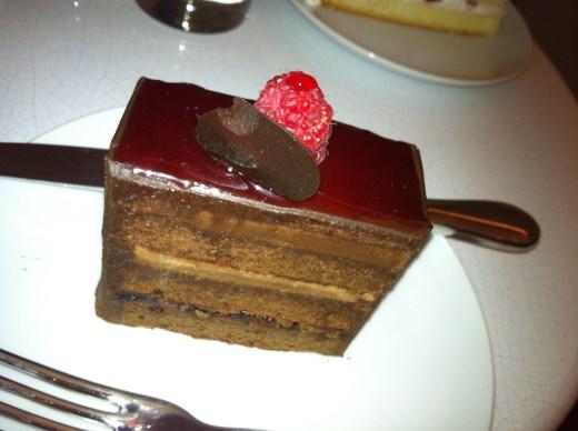 Chocolate Cake Lady M