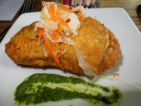 Breakfast Empanada at Masa 14