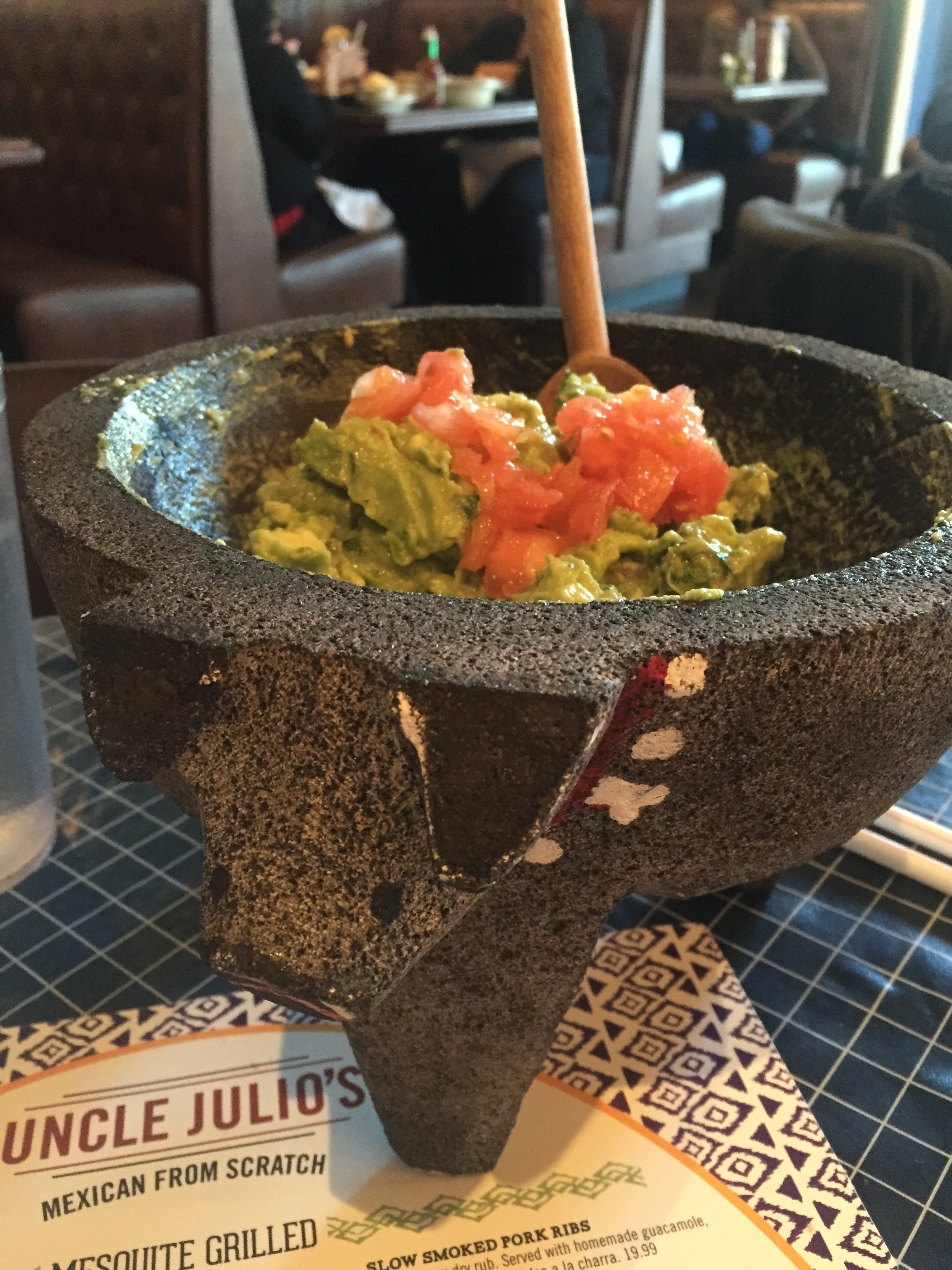 Uncle Julios Guacamole