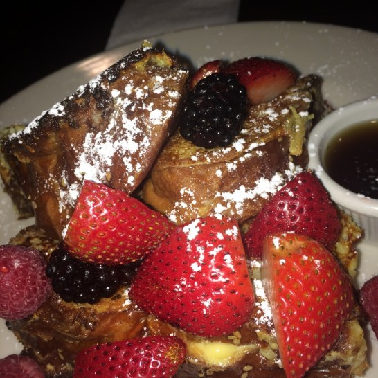 Cascalote French Toast