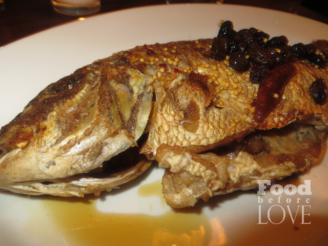 Zoes fried fish