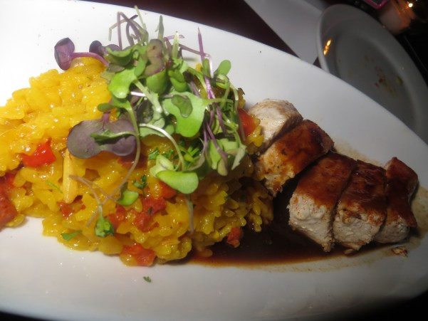 Bar Gitano Pork and Chorizo Rice