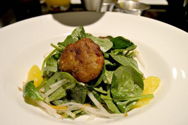 Maya Restaurant Salad