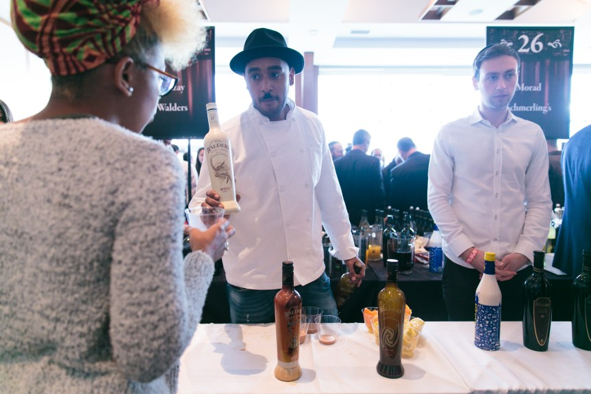 Kosher Food and Wine Expo Mixologist