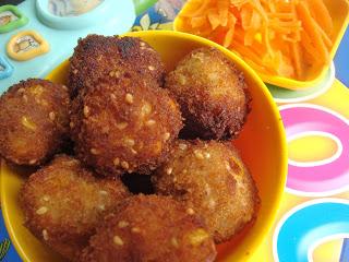 corn cheese balls,cheese balls,corn cheese croquettes