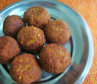 mutton kola urundai,fried meat balls