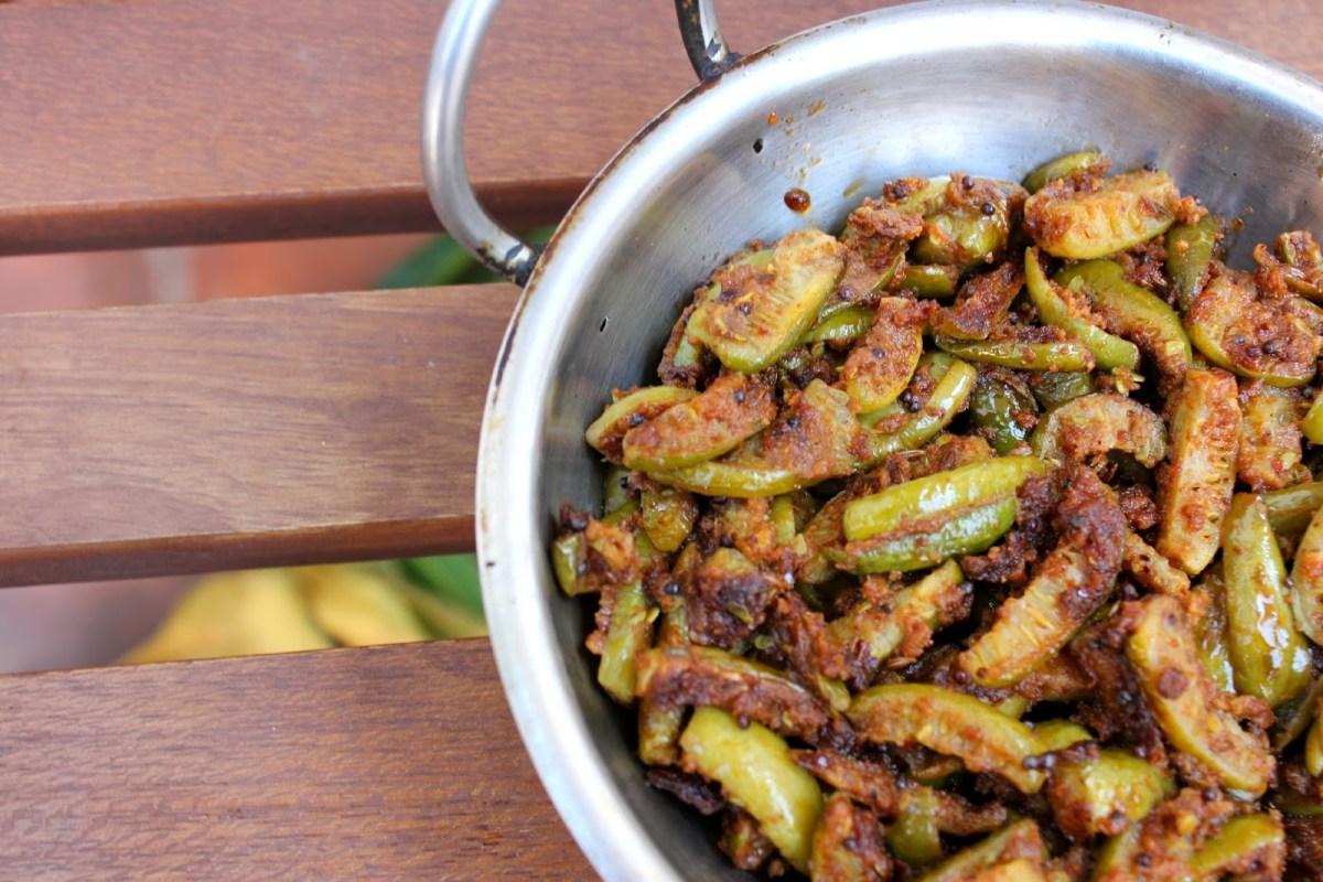 Kovakkai kari | Ivy gourd stir-fry