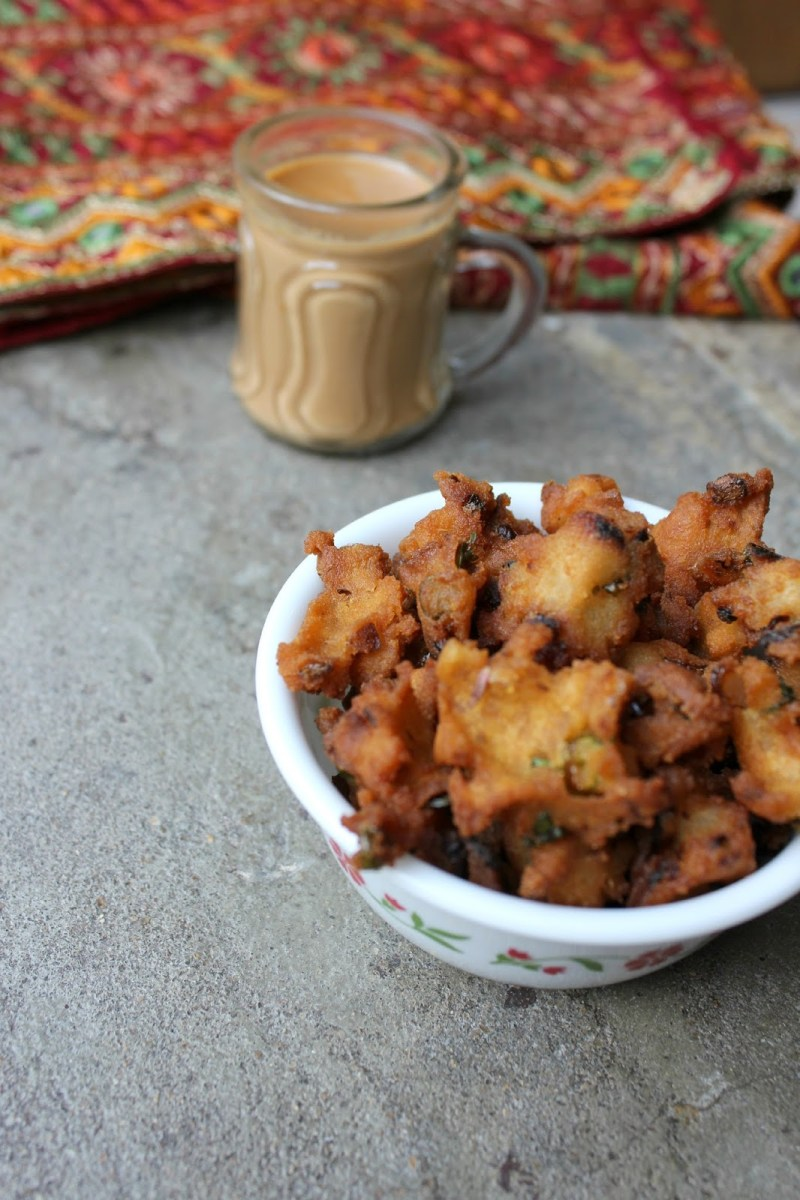 Rice pakoras | Chhattisgarh snack