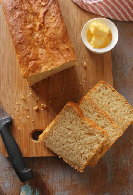 hokkaido bread, easy milk bread, tangzhong bread