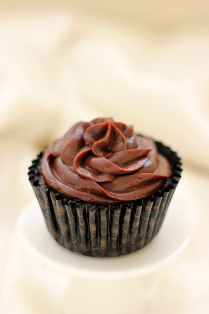 best chocolate frosting, cooked frosting, no icing sugar