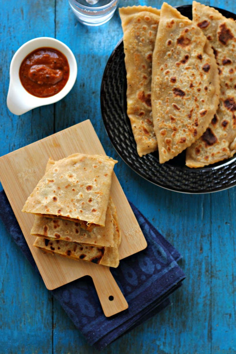 Cabbage paratha | A kindness Challenge