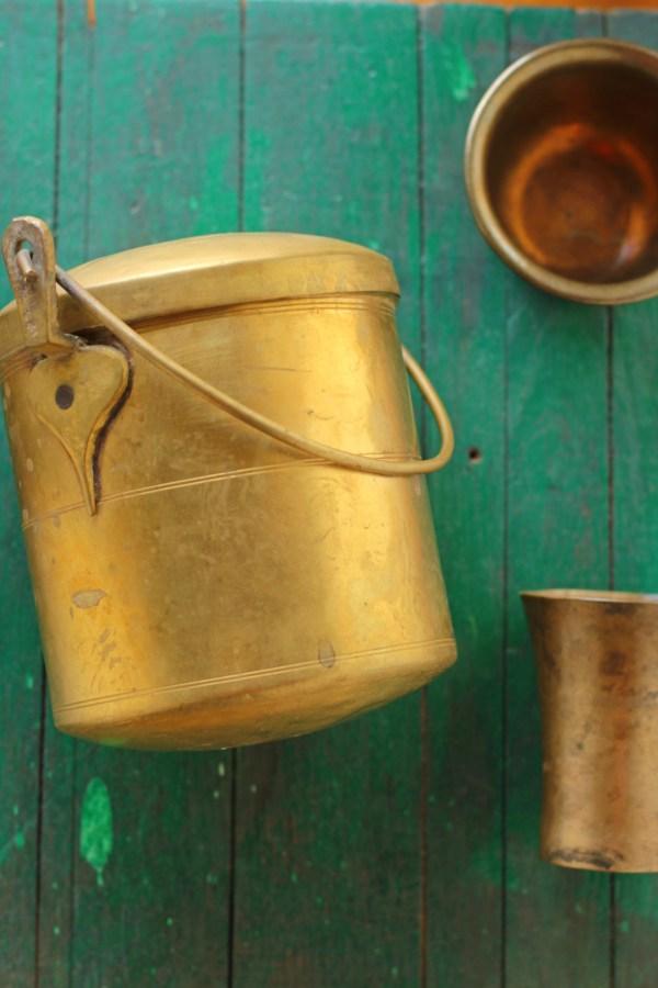 Brass Thooku