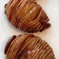Hasselback aardappelen uit de airfryer