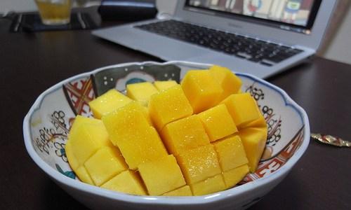 マンゴーの食べごろの見分け方! 変化を知って、美味しいタイミングで!