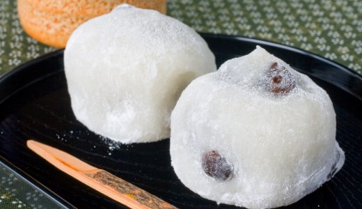 堅くなった大福餅 レンジで温めてふわふわにする裏技