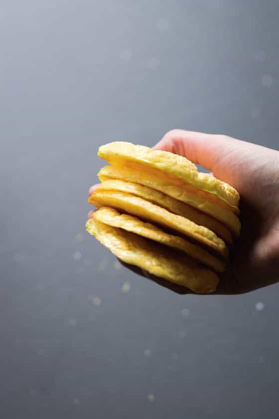 easy cloud bread (lactose-free, keto, paleo)